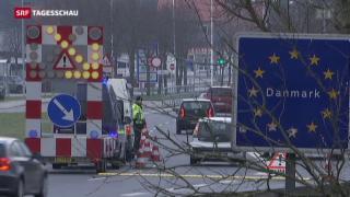 Video «Dänemark schliesst Grenze» abspielen