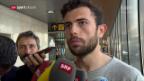 Video «Am Tag nach der Niederlage gegen Portugal» abspielen