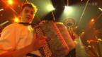 Video «Swiss Powerbrass - «S'Träumli», «MfG» und «Love Me Again»» abspielen