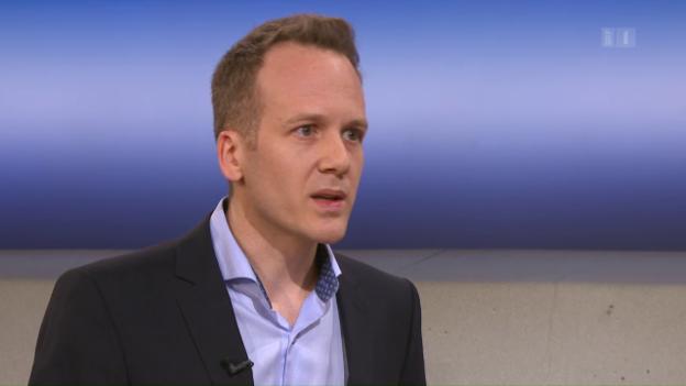 Video «Uber-Schweiz-Chef Rasoul Jalali nimmt Stellung» abspielen
