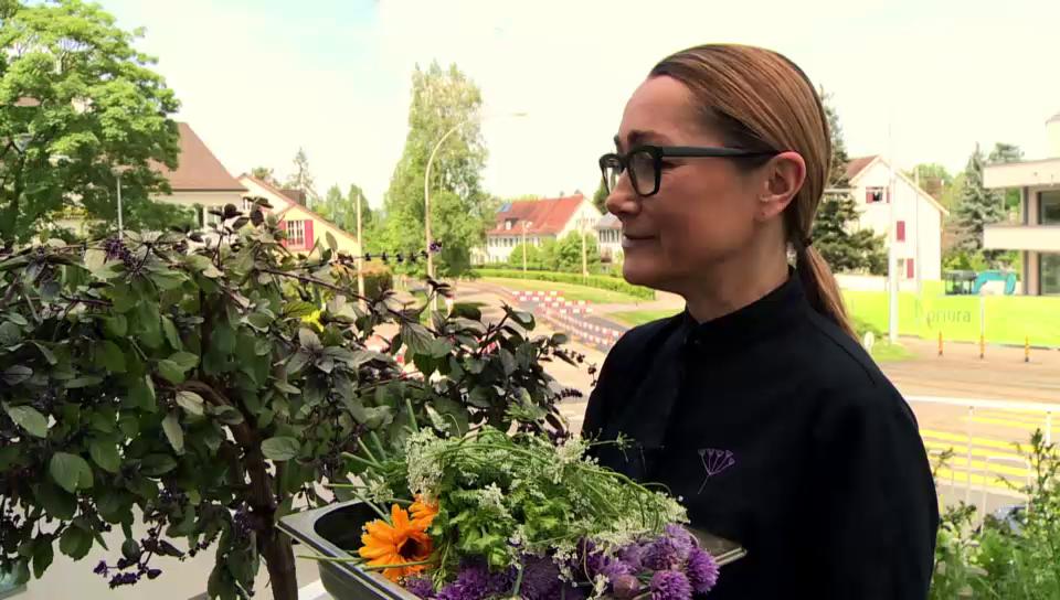 «Glanz & Gloria blüht auf»: Folge 5 mit Tanja Grandits