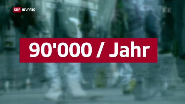 Video «Die Schweiz wächst» abspielen