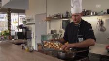 Video «Mandarinenöl von «Mein Küchenchef» Mirko Buri» abspielen