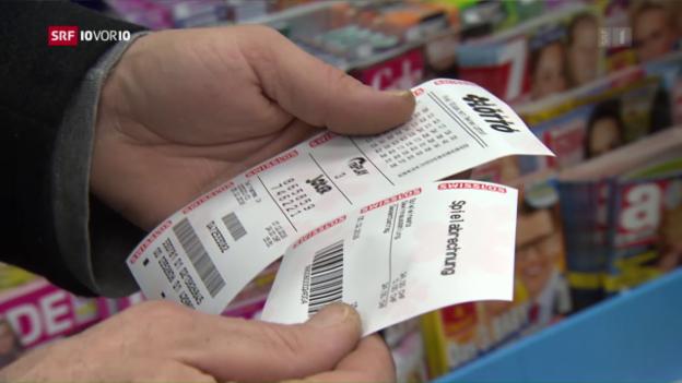 Video «Wohin gehen die Lotto-Einsätze?» abspielen
