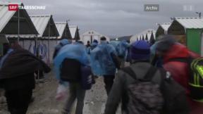 Video «Flüchtlings-Transporte» abspielen