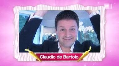 Video «Goldenes Rüebli mit Claudio de Bartolo» abspielen