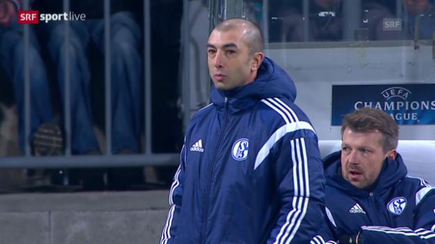 Video «Fussball: CL, Maribor-Schalke» abspielen