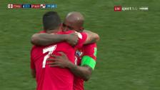 Link öffnet eine Lightbox. Video Panamas erster WM-Treffer überhaupt abspielen