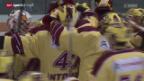Video «Eishockey: Bern - Genf» abspielen