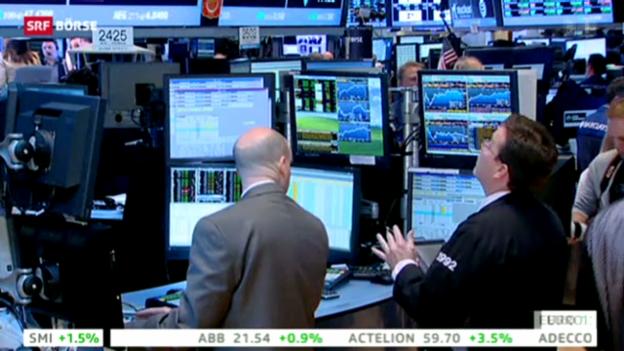 Video «SRF Börse vom 08.05.2013» abspielen