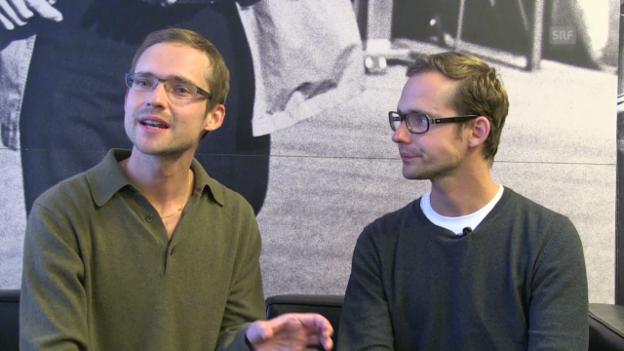 Video «Interview mit Silvan und Ramon Zürcher» abspielen