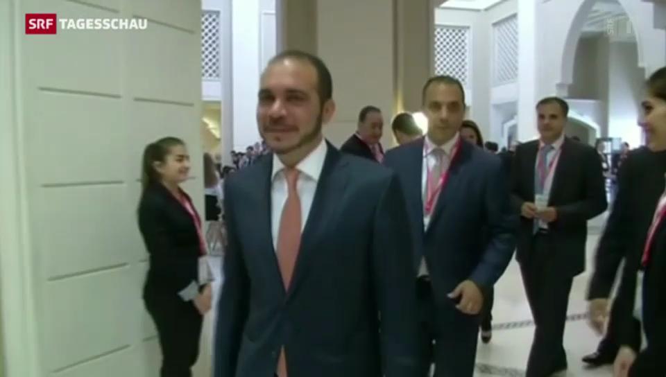 Hussein vs. Blatter