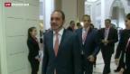 Video «Hussein vs. Blatter» abspielen