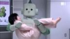 Video «Roboter als Pfleger» abspielen