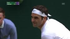 Video «Der Matchball von Roger Federer» abspielen