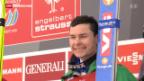 Video «Vierschanzentournee: Jacobsen springt am weitesten» abspielen