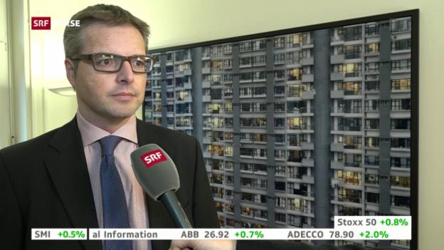 Video «SRF Börse vom 05.01.2018» abspielen