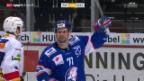 Video «Eishockey: NLA, 15. Runde, ZSC Lions - Biel» abspielen
