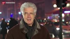 Video «Einschätzungen von Korrespondent Werner van Gent.» abspielen