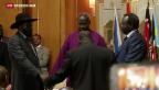Video «Friedensabkommen im Südsudan» abspielen