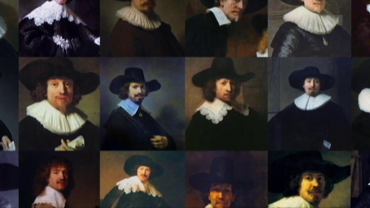 Kunsthistorische Revolution: Rembrandt malt wieder