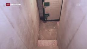 Video «Bunker-Bau boomt in Japan» abspielen