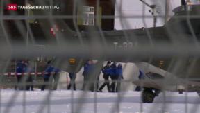 Video «Das Sicherheitsdispositiv am WEF» abspielen