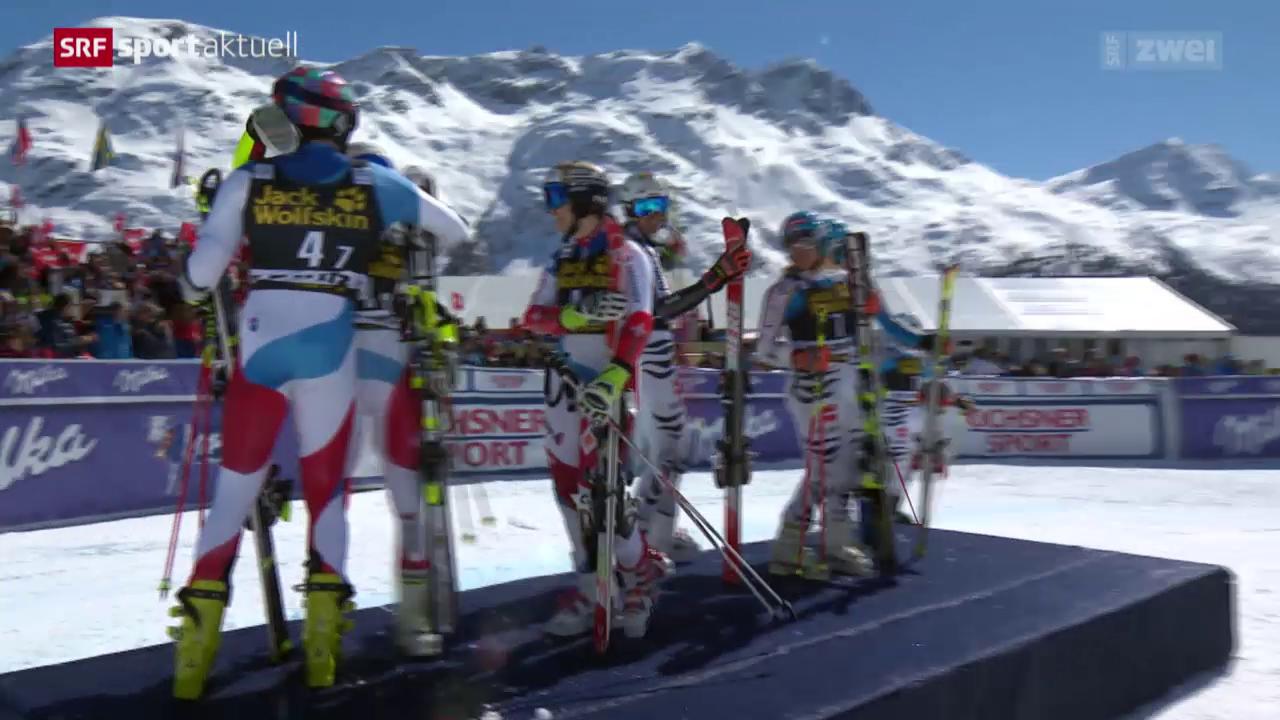 Schweizer Team-Erfolg in St.Moritz