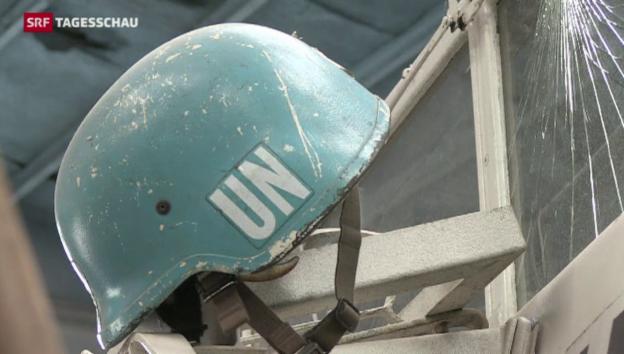 Video «Vor 20 Jahren geschah in Srebrenica das Unvorstellbare» abspielen