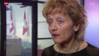 Video «Widmer-Schlumpf bekämpft CVP-Initiative» abspielen