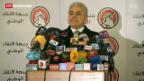 Video «Ägypter sagen Ja zu umstrittener Verfassung» abspielen