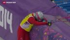 Video «Enttäuschende Skicrosserinnen in Sotschi» abspielen