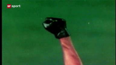 Black Power bei Olympia '68