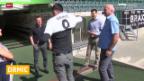 Video «Fussball: Drmic wechselt zu Mönchengladbach» abspielen