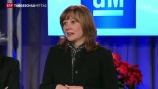 Video «Mächtigste Frau der Branche» abspielen