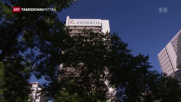 Video «Novartis will in der Krebsmedizin hoch hinaus» abspielen