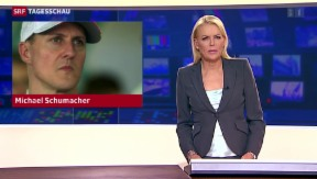 Video «Schumachers Zustand stabil aber kritisch» abspielen