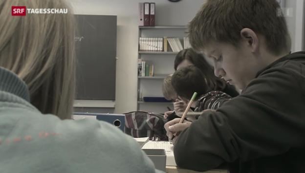 Video «Lehrer – kein Traumjob mehr» abspielen
