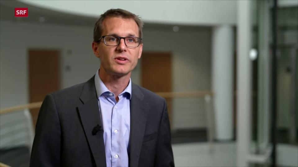 Swisscom-Leiter Netze & IT, Christoph Aeschlimann über die Netzstabilität