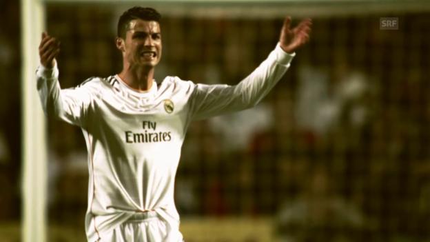 Video «Atletico - Real: Die Duelle der letzten Jahre» abspielen