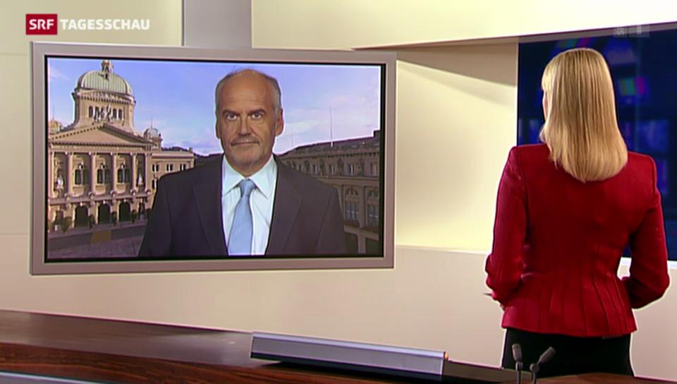 Einschätzung SRF-Bundeshausredaktor Hanspeter Forster