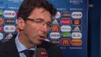 Video «UEFA-Turnierchef Martin Kallen im Interview, Teil 6» abspielen