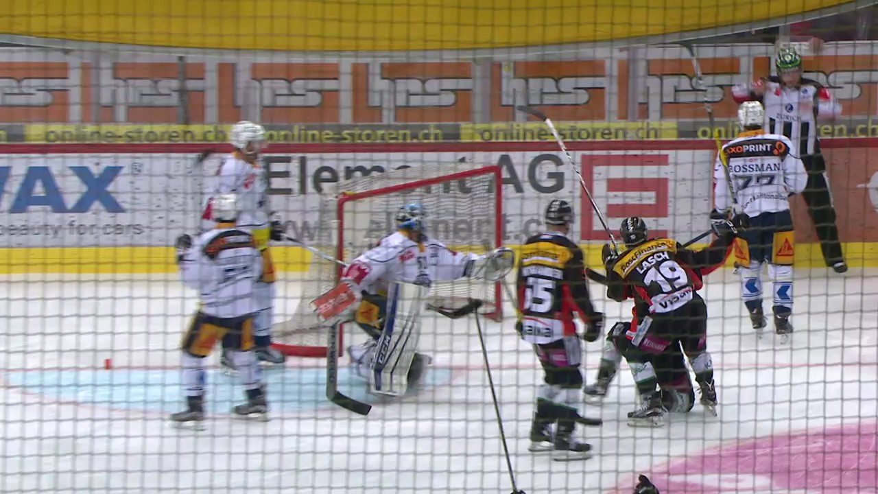 Bern-Zug: Die Live-Highlights