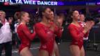 Video «Kunstturnen: WM in Glasgow, Teamfinal Frauen» abspielen