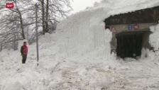 Video «Valle di Peccia von Umwelt abgeschnitten» abspielen