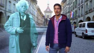 Video «100 Jahre Raum-Zeit - eine Zeitreise» abspielen