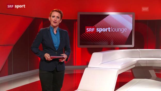 Video «Trainerwechsel in Sion und Lausanne («sportlounge»)» abspielen