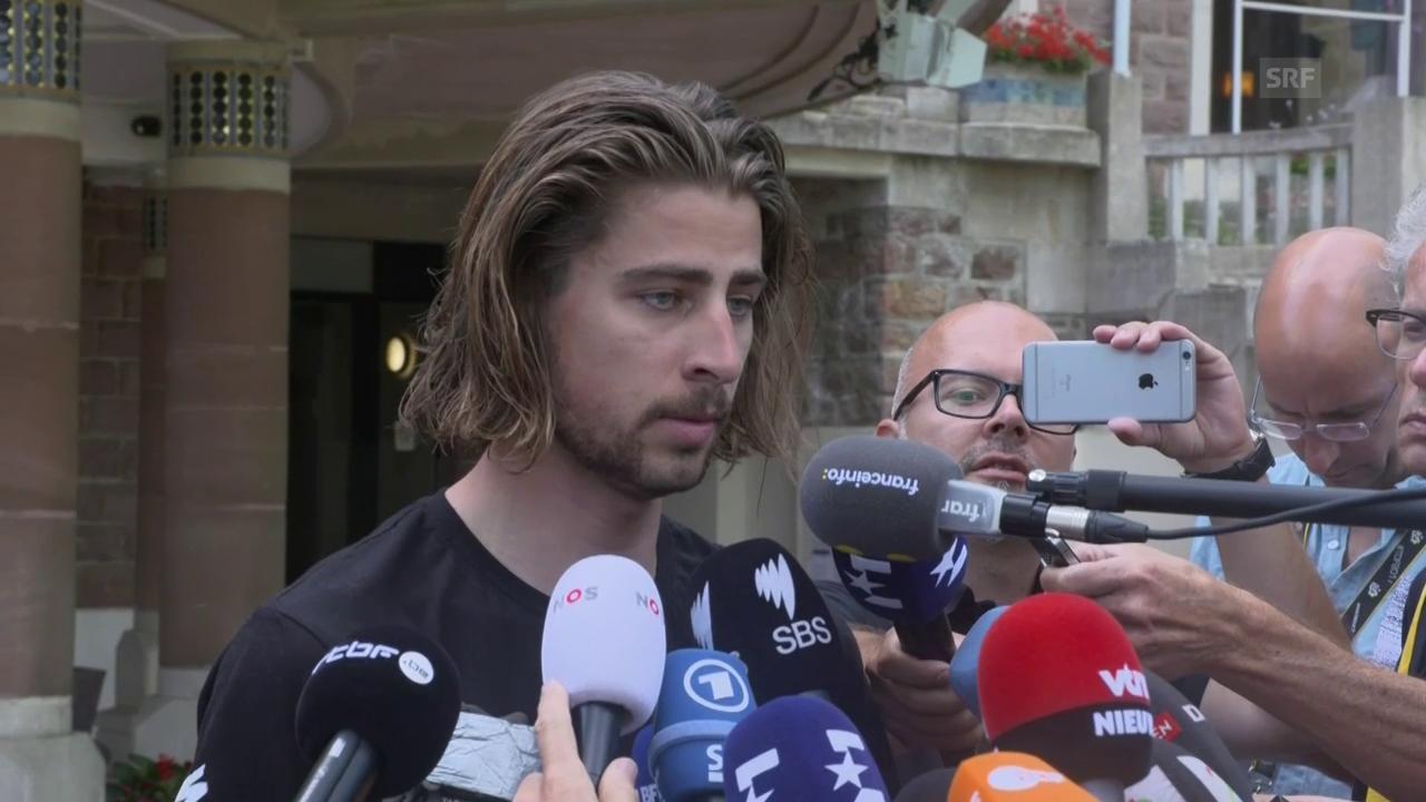 Urteil bleibt bestehen: Sagan muss Tour verlassen