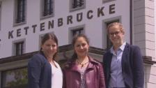 Link öffnet eine Lightbox. Video Kanton Aargau – Tag 1 – Restaurant Kettenbrücke, Aarau abspielen