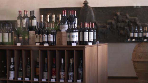 Video «Teurer Wein im Restaurant: Diese Margen tischen die Wirte auf» abspielen